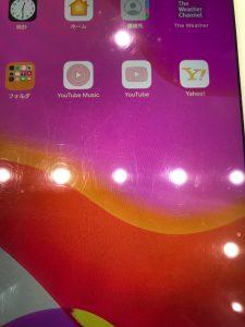 iPad画面交換